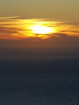 Sunset, Manalis Winery, Sikinos, South Aegean