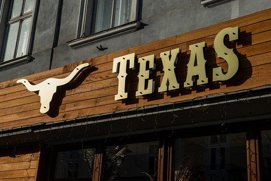 Ρζεσζόφ, Πολωνία: Welcome to the Texas Bar & Restaurant
