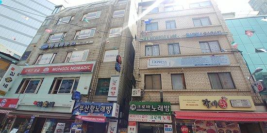 Gwanghuidong Central Asia Street: street2