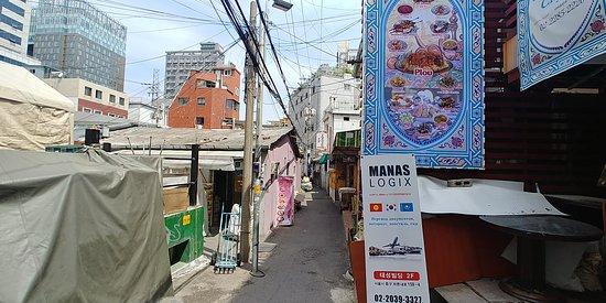 Gwanghuidong Central Asia Street: street3