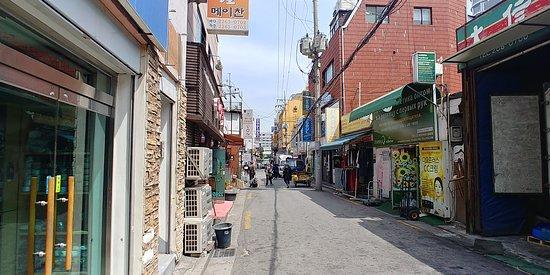 Gwanghuidong Central Asia Street: street4