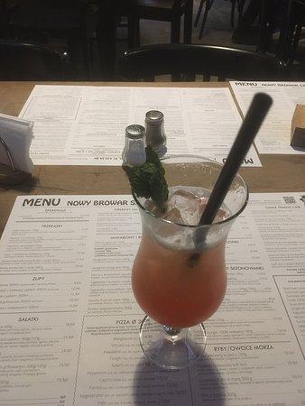 Good bar, friendly staff, great food