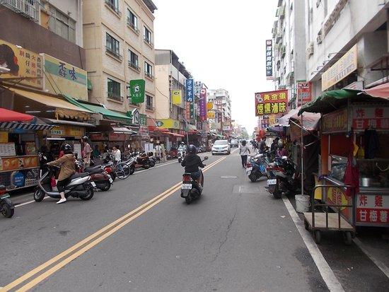 Lingya, Kaohsiung: 興中夜市