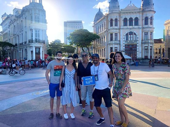 Recife Free Walking Tour