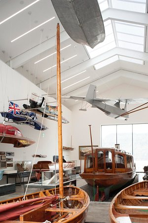 Windermere Jetty, Museum of Boats, Steam and Stories照片