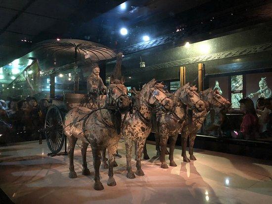 The Bronze Chariot