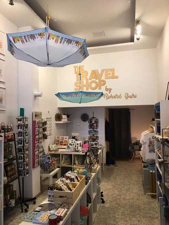 The Travel Shop By Richard Guiri