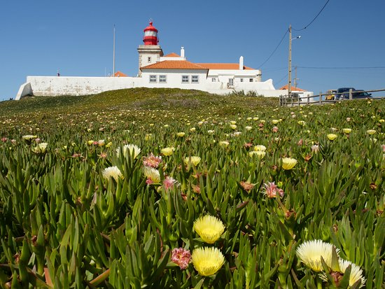 Cabo de Roca - lighthouse at the Western most tip of Europe.  A bit too busy for my liking.