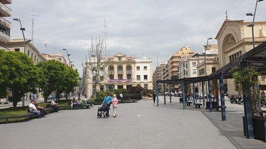 Plaça de la Montañeta