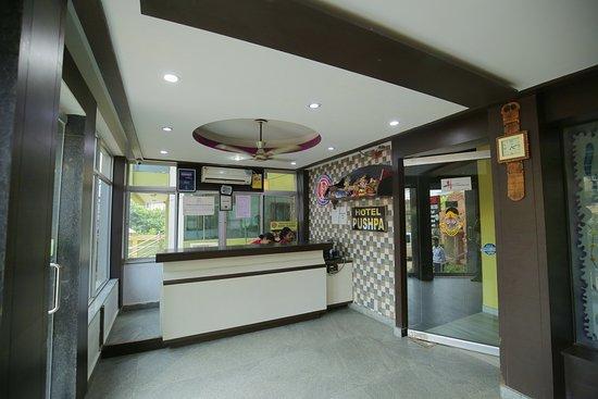 Interior - Picture of Hotel Pushpa, Puri - Tripadvisor