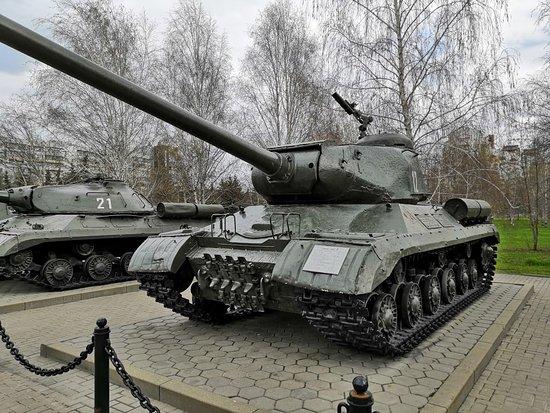 Museum-Diorama Kursk Battle. Belgorod Direction