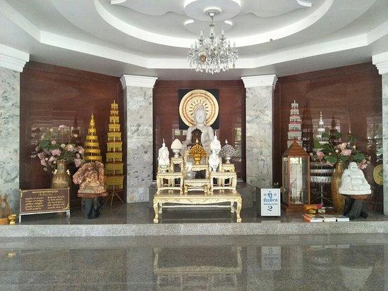 Buddha's Footprint Temple