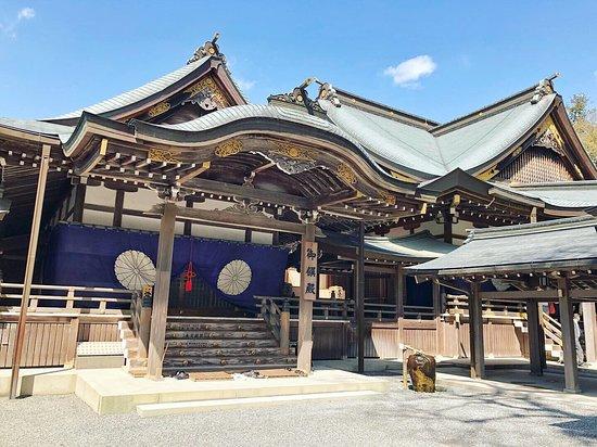 Santuario de Ise (Ise Jingu)