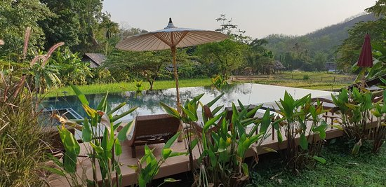 Resort where you can find calmness in a luxury way