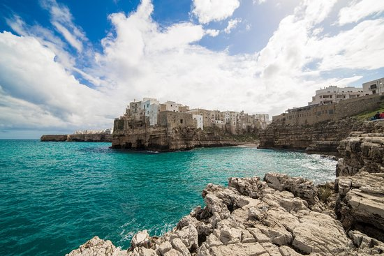 Postcards from Polignano