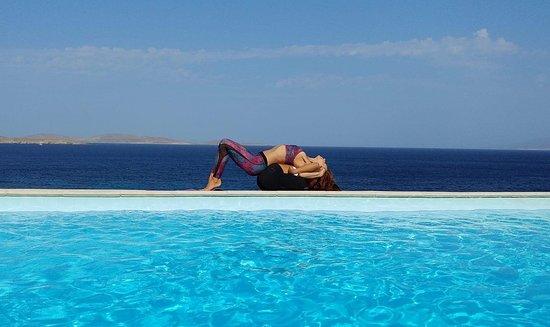 Yoga Mykonos Lux