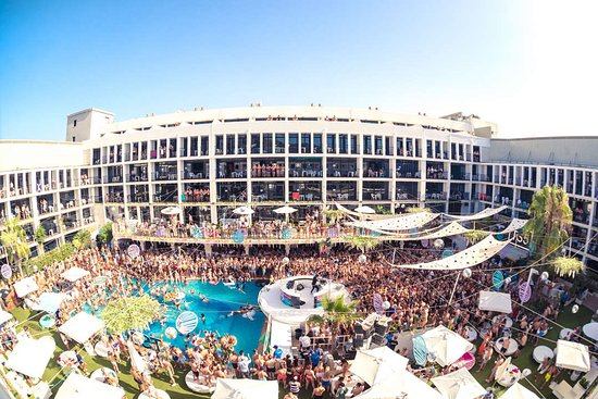 Review: SO GOOD! - Ibiza Rocks Hotel, Sant Antoni de Portmany, Spain