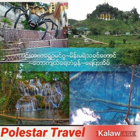 Polestar Travel: We arrange Taxi ans sightseeing Tour in Kalaw!