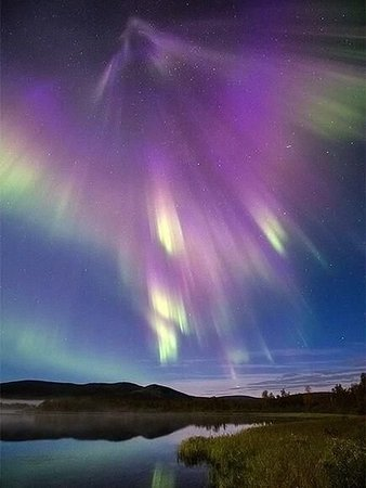 Finlandia: Aurora Borealis Finland