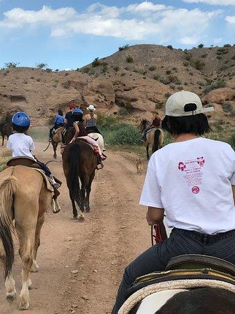 Morning Maverick Horseback Ride with Breakfast from Las Vegas: Maverick Ride