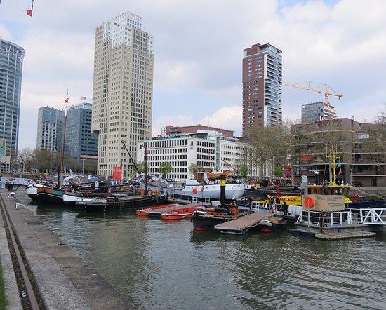 Museo Marítimo de Rotterdam