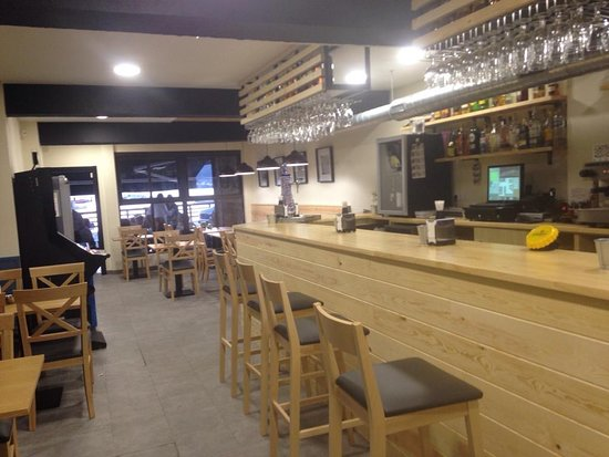 Café-Bar A Rampa
