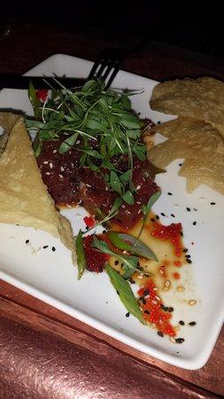 Jimmy's Bodega: Tuna tartar was so good, I could have eaten three orders.