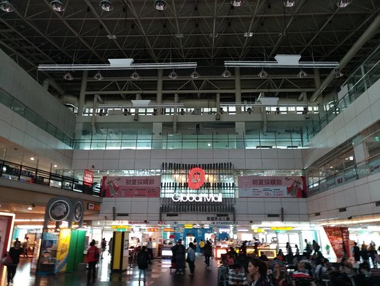 Global Mall - Xinzuoying Station