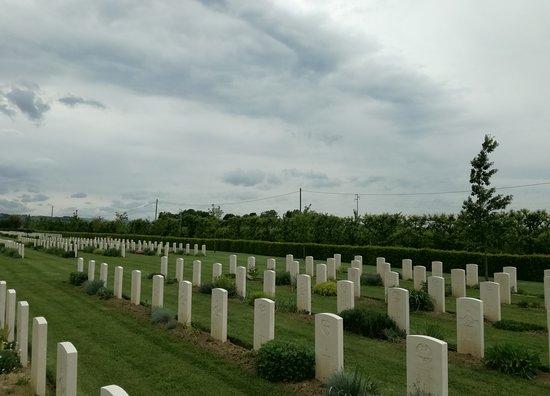 Faenza War Cemetery