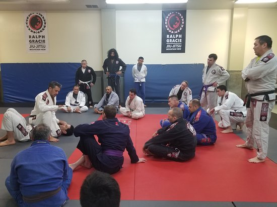 Ralph Gracie Jiu Jitsu - San Jose