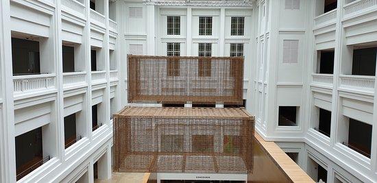 國家美術館新加坡門票照片
