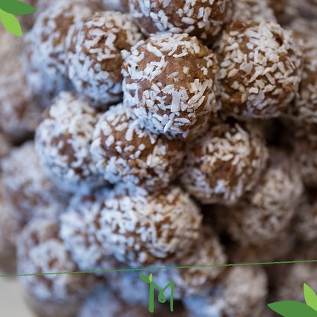 To boost your energy - our energy ball