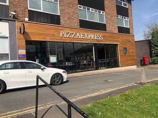 Nice Decor Picture Of Pizza Express Bramhall Tripadvisor