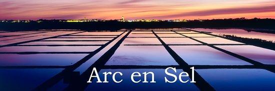 Batz-sur-Mer, Fransa: des jolies couleurs et des visites au coucher de soleil