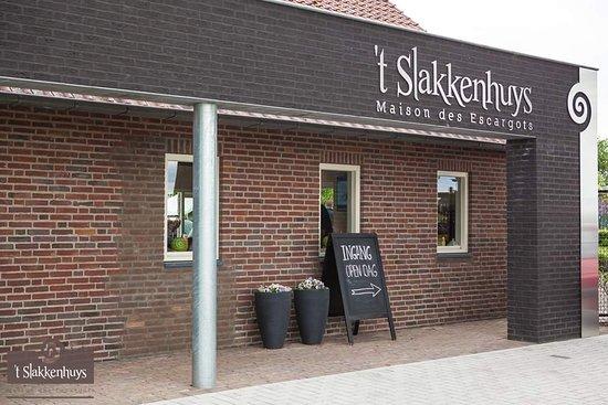 Ospel, Nederland: 't Slakkenhuys