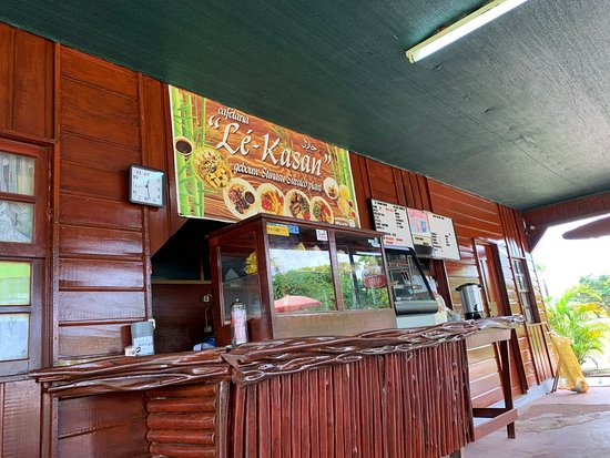 Para District, Surinam: Le- Kasan Cafetaria