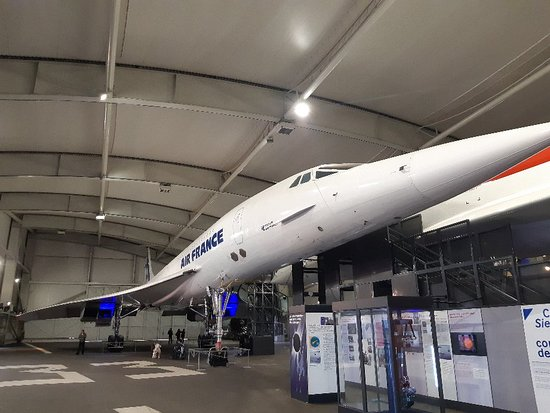 Musee de l'Air et de l'Espace - National Air and Space Museum of France