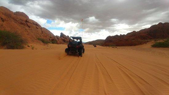 Ultimate Desert Adventures: Sand dunes