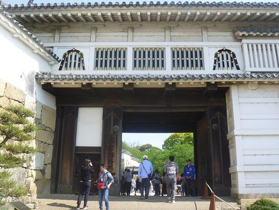 Himeji Castle Hishinomon