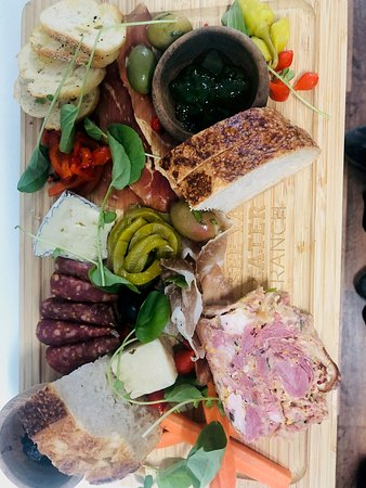 See Ya Later Ranch Patio Restaurant: SYLR Charcuterie for 2
