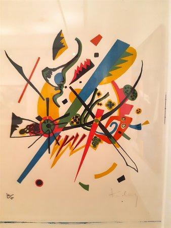 Wassily Kandinsky - Little Worlds III, 1922
