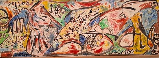 Jackon Pollock - The Water Bull, ca.1946