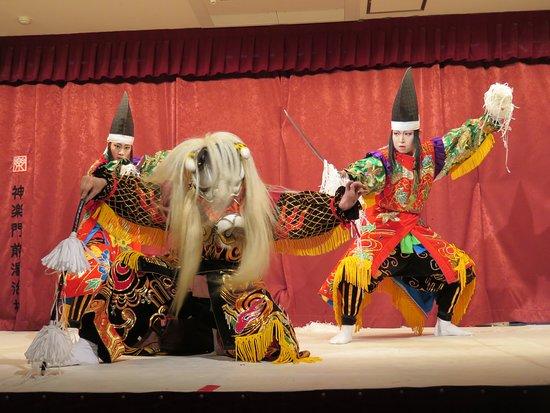 Kagura Shiryokan to Kamukuraza