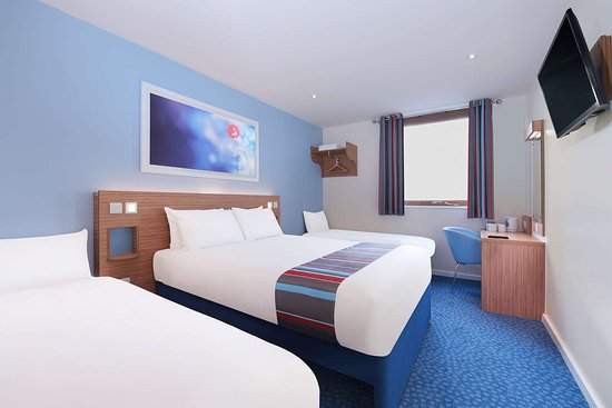 Travelodge London Woolwich: Family Room
