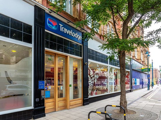 Travelodge London Woolwich: Exterior