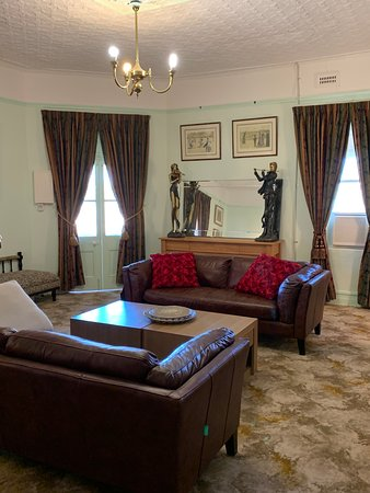 Brookton, ออสเตรเลีย: Drawing Room - Upstairs (Available for hire)