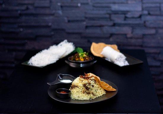 A La Carte Kerala Vision.Unique Indian Food From Kerala Review Of Dum N Rum