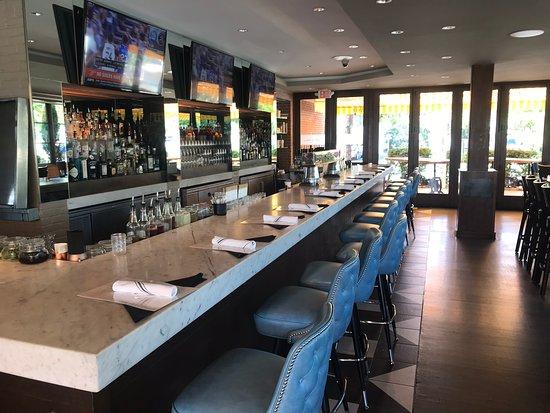 Bar Area Picture Of The Collins Small Batch Kitchen Phoenix Tripadvisor