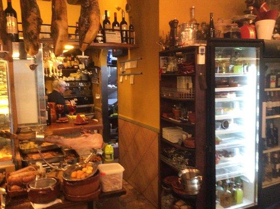 Cafe Ca'n Toni: Ambiance.