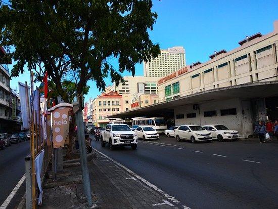 Sandakan Division, Malesia: Sandakan Town View